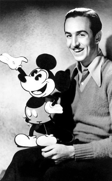 Turning Point  Walt Disney and Mickey Mouse A Cultural